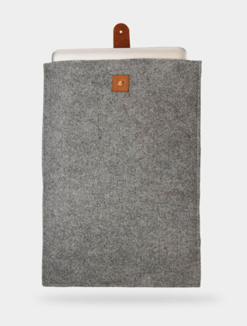 "Funda 15"" Grey 